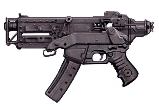 10mm SMG CA1