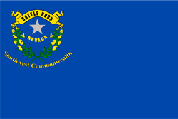 FNV Nevada Flag