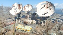 FO4 Revere satellite array
