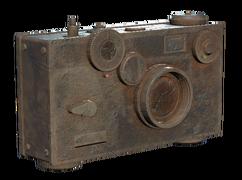 FO76WA broken prosnap deluxe camera