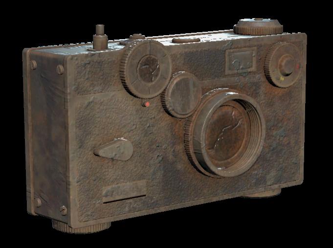 Broken ProSnap Deluxe camera | Fallout Wiki | FANDOM powered