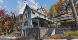 FO76 Sutton (Overseer's house)