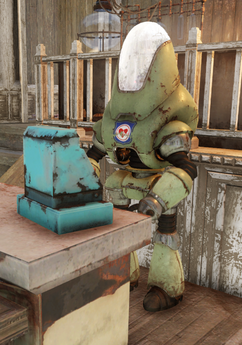 FO76 Volunteer Bot