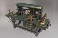 FO76 tinkers workbench (Katya-Gudkina concept)