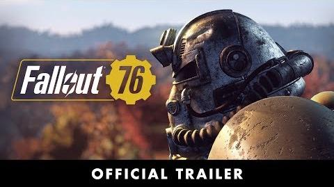 Fallout 76 – Official E3 Trailer