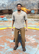 Fo4Laundered Loungewear male