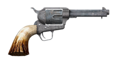 Revólver Magnum del 357