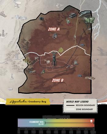 Cranberry Bog Fallout Wiki Fandom Powered By Wikia