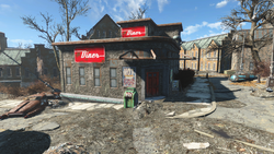 FO4 Cambridge Campus Diner