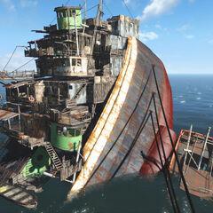 Головний корабель