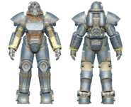 FO4 T-51 power armor vault tech