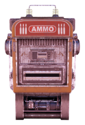 FO76 Ammunition vending machine