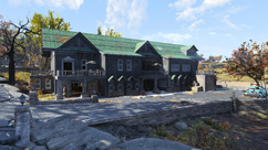 FO76 Overlook cabin
