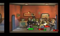 FOS Quest-Hunderettung-Kampf 2