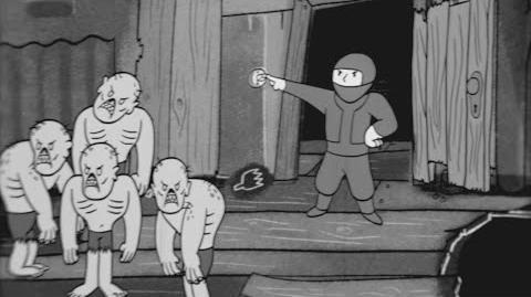 Fallout 4 – серия видеороликов о SPECIAL - Ловкость