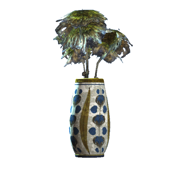 Floral Vase Fallout Wiki Fandom Powered By Wikia