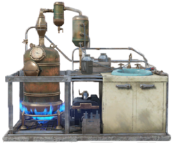 Fo76 brewing station