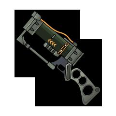 FoS laser rifle