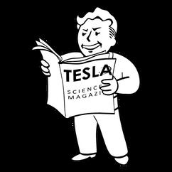 Icon Tesla Science