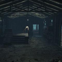 Всередині хатини