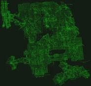 Vault 88 local map