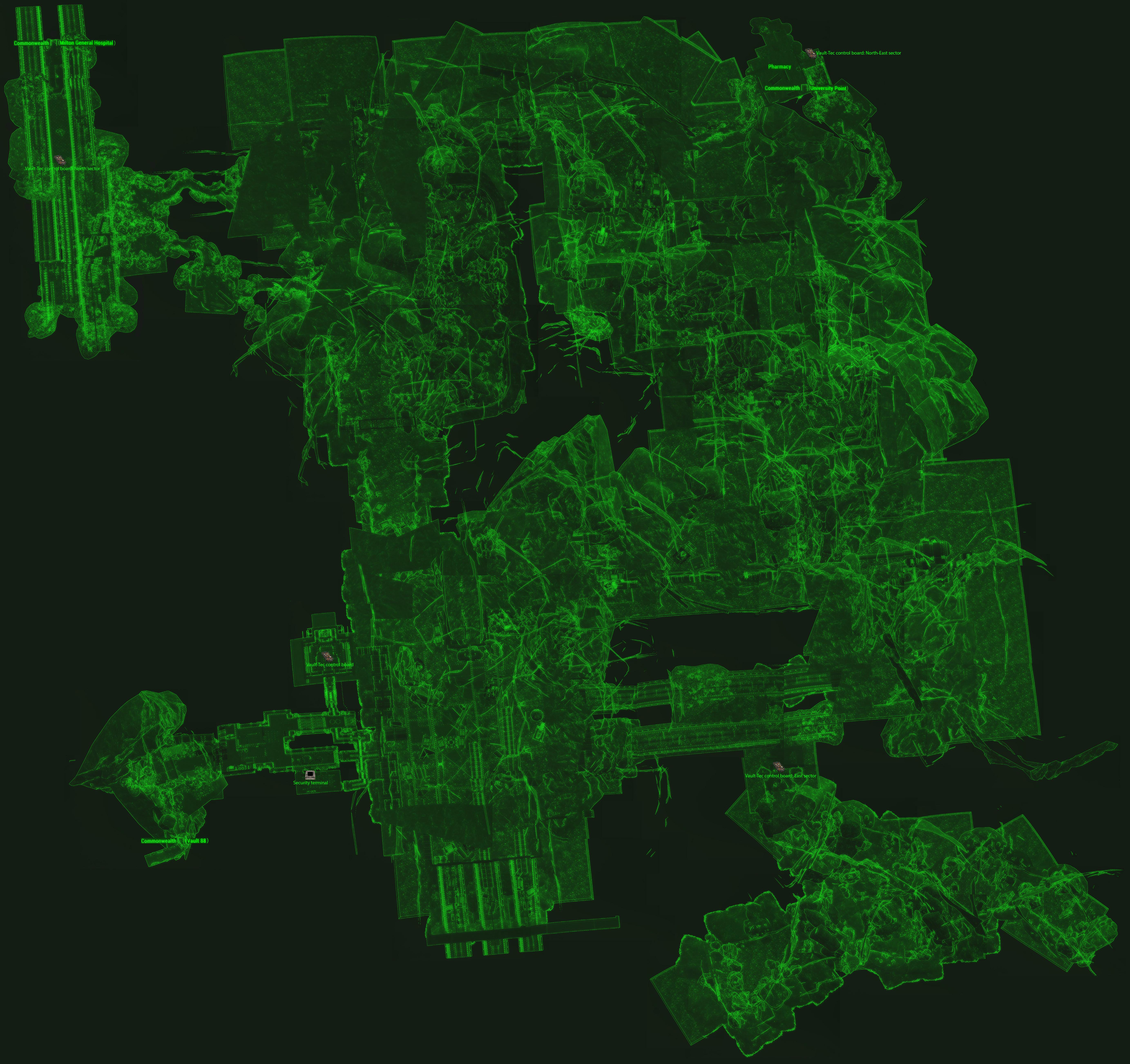Vault 88 Fallout Wiki Fandom Powered By Wikia
