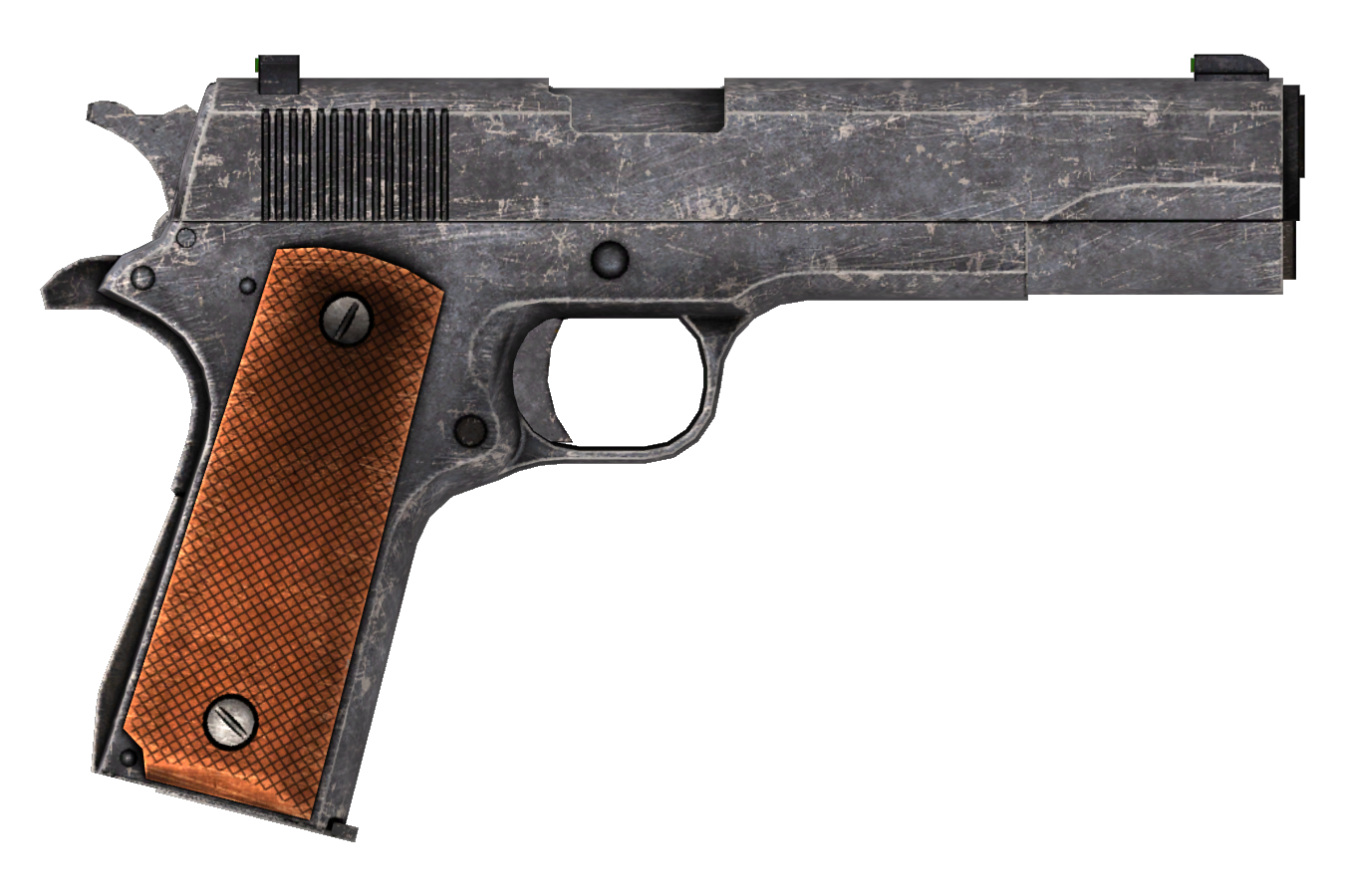 45 Auto pistol | Fallout Wiki | FANDOM powered by Wikia