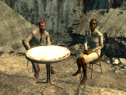 FO3Tenpenny ghoul residents on a walk
