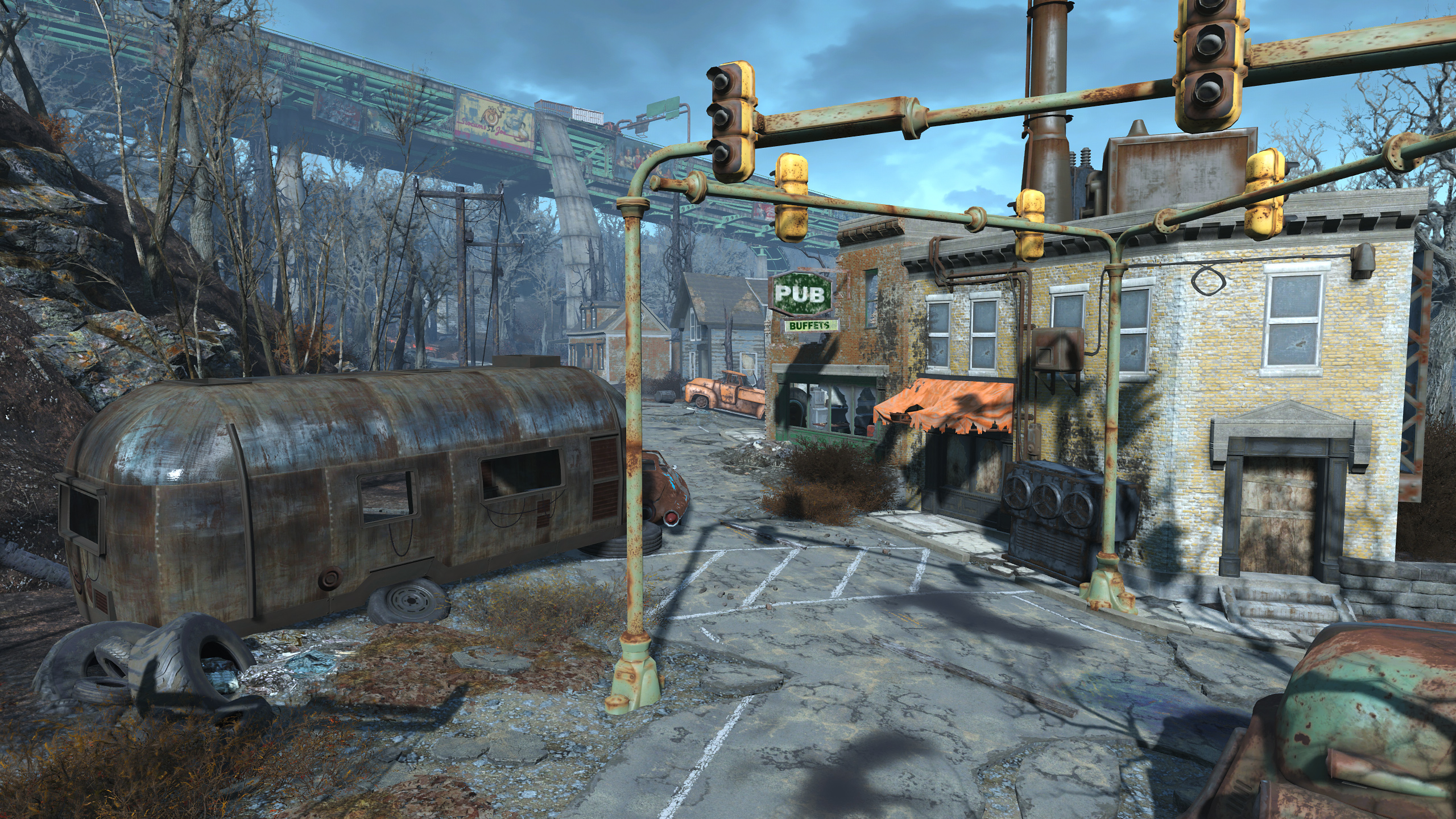 FO4 Forest Grove marsh (Pub and Buffet)