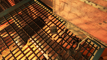 FO4 Picket Fences in Saugus Ironworks