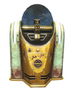 Fo4 Jukebox world object