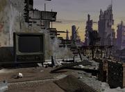 Intro fallout 1 nekropolis