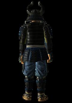 SamuraiArmorBack