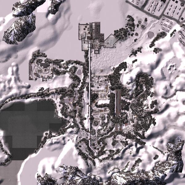 Anchorage Battlefield map