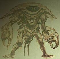 FO3 crabman concept