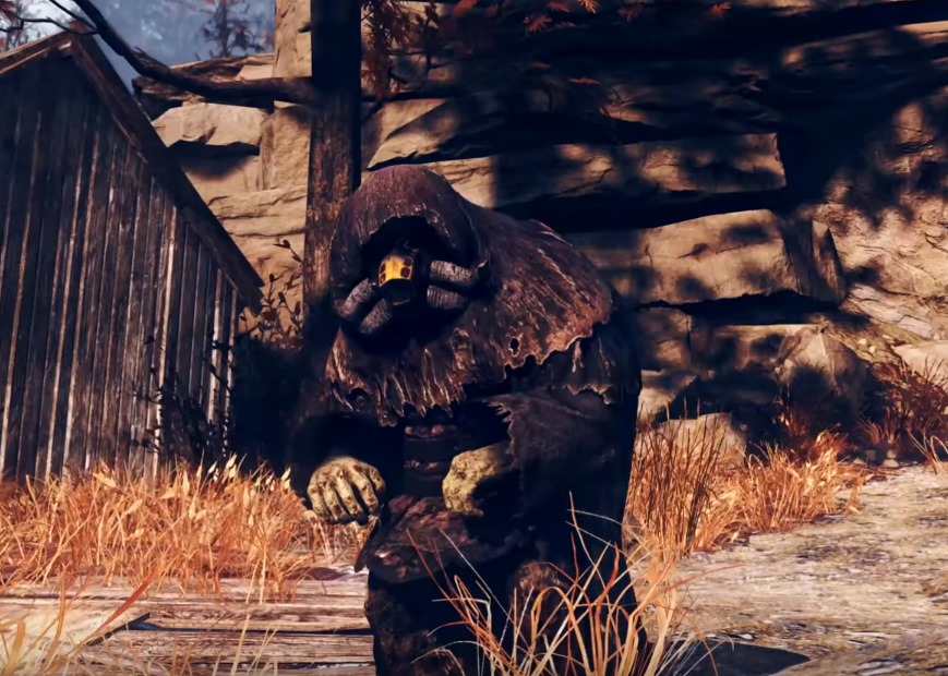 Mole miner | Fallout Wiki | FANDOM powered by Wikia