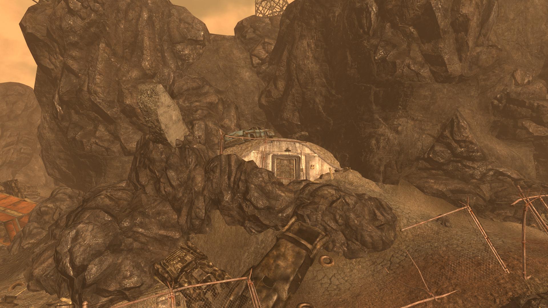 Hopeville missile silo bunker   Fallout Wiki   FANDOM ...