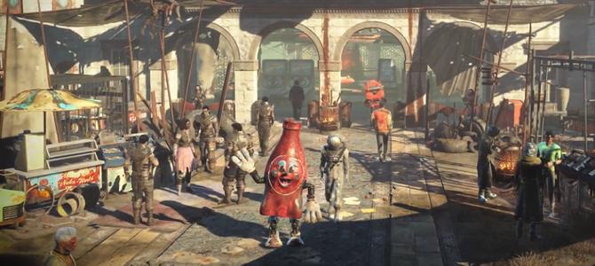 Nuka-World Screenshot 2