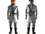 All-purpose science suit