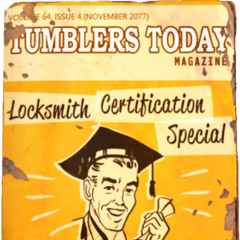 Locksmith Certification Special - Pass With Flying Colors