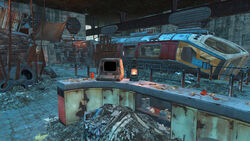 FO4NW Nuka-Station Information Terminal