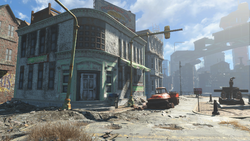 FO4 Charlestown laundry