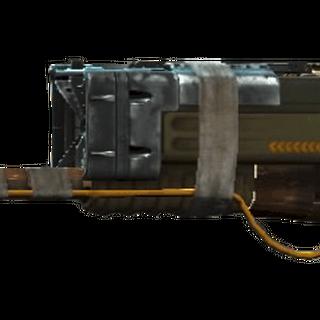 Короткий лазерний мушкет