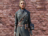 Hunter's long coat (Fallout 76)