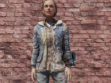 Winter jacket and jeans (Fallout 76)