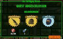 FOS Quest - Der Fall Bigsby Brown - Belohnungen 2