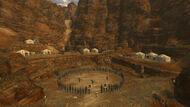 Fallout New Vegas Great Khan Red Rock Canyon (2)