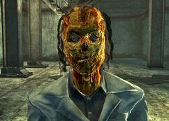 Ghoul scientist