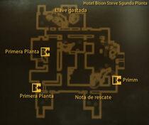 Hotel Bison Steve Mapa SP
