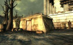 Calebs Tent